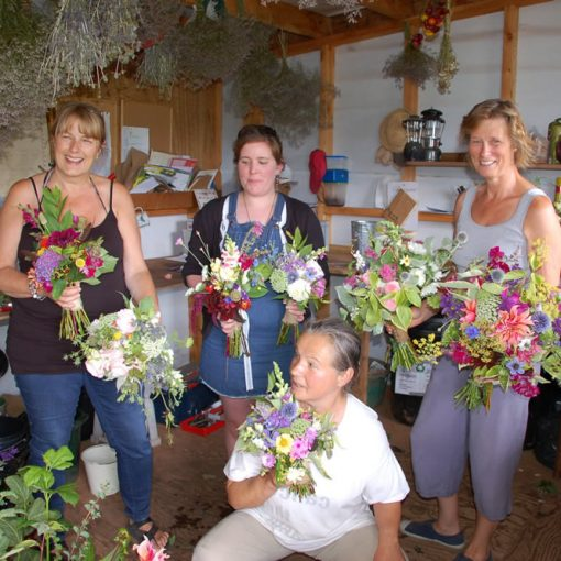 Natural Floristry Workshop