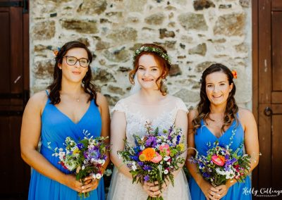 Wedding Flowers by In Bloom Devon
