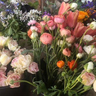 DIY Flower Bucket - Early Season